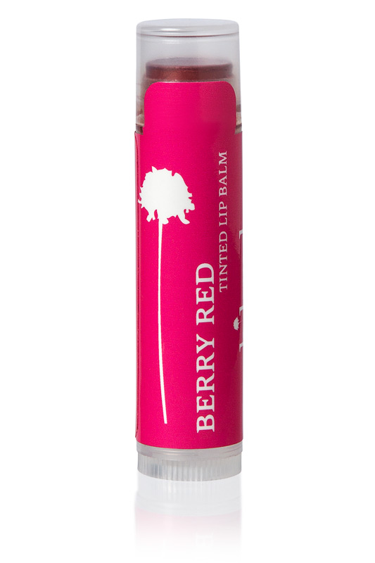 Bkind ORGANIC Tinted Lip Balm Berry Red